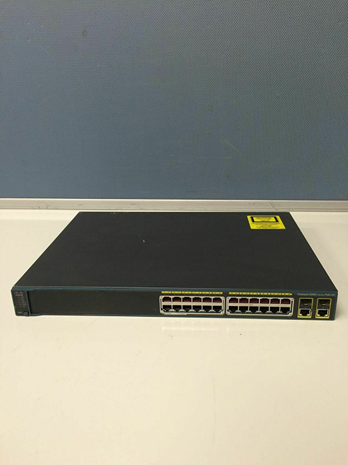 WS-C2960-24PC-L