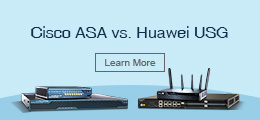 cisco and huawei next generation firewall