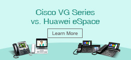 cisco and huawei unified communications solutions
