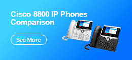 Compare Models - Cisco IP Phone 8800 Series