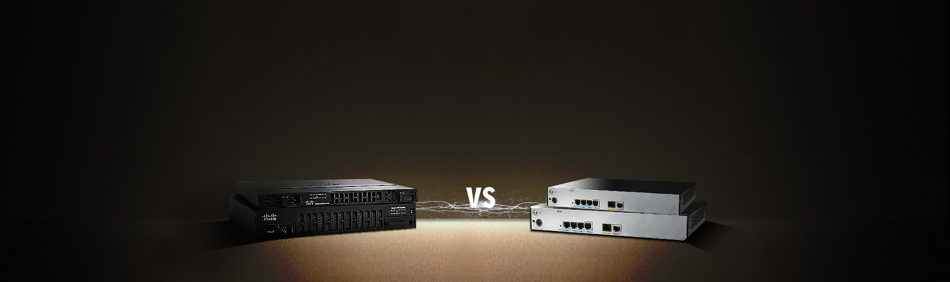 Comparison between Cisco ISR and Huawei AR Router